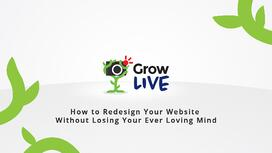 13 - Grow Live - How to Redesign Your Website Without Losing Your Ever Loving Mind.jpg
