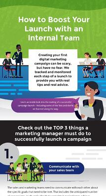 Spinstak Campaign Launch Tips Advice - Infographic preview