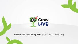 Sales vs Marketing | Grow Live 5 | growwithsms.com