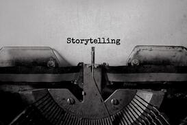 Storytelling and persona stories for industrial marketing