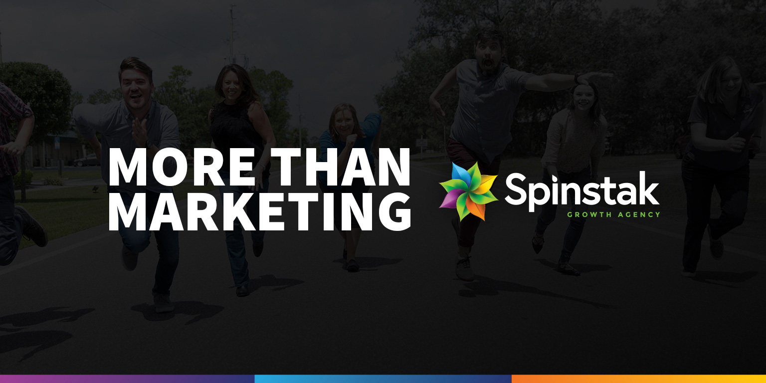 Spinstak is more than marketing