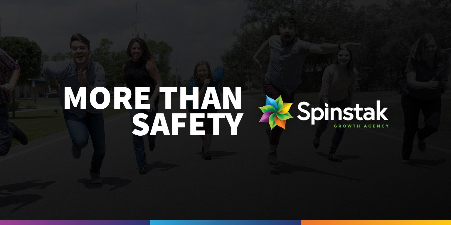 Spinstak is more than safety