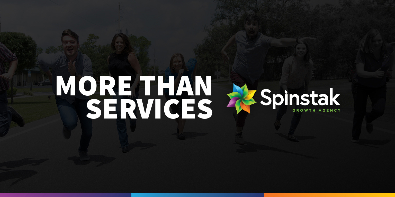 Spinstak is more than services